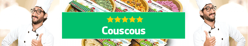 Couscous maaltijd aan huis