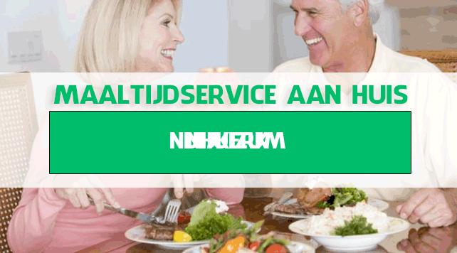 maaltijdbezorging in Nijkerk