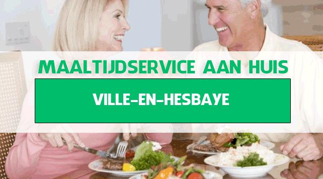maaltijdbezorging in Ville-en-Hesbaye