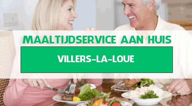 maaltijdbezorging in Villers-la-Loue