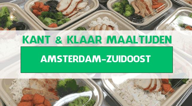 maaltijden aan huis Amsterdam Zuidoost