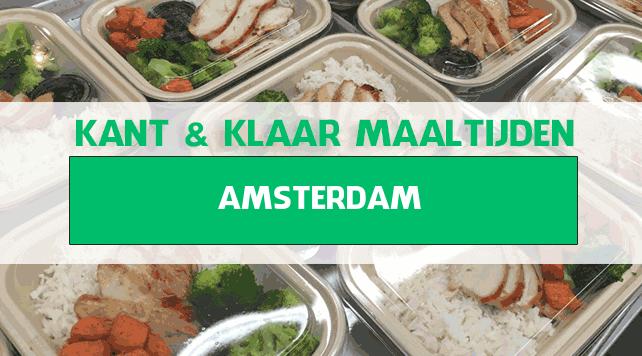 maaltijden aan huis Amsterdam
