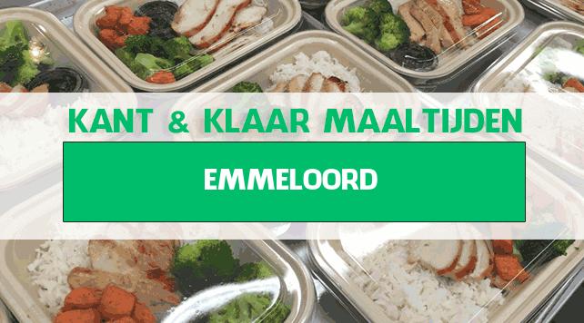 maaltijden aan huis Emmeloord