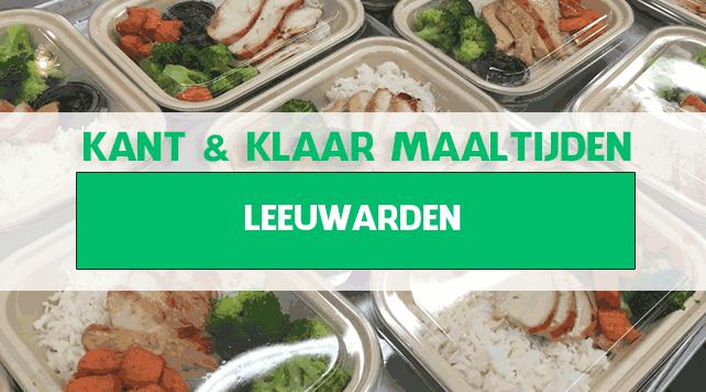 maaltijden aan huis Leeuwarden