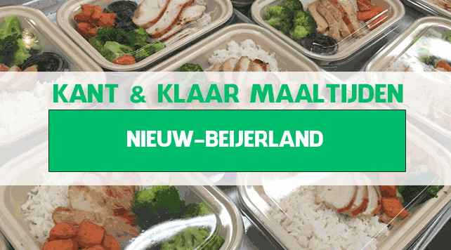 maaltijden aan huis Nieuw-Beijerland