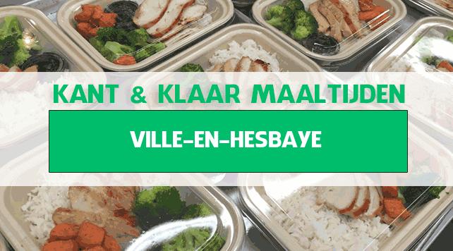maaltijden aan huis Ville-en-Hesbaye