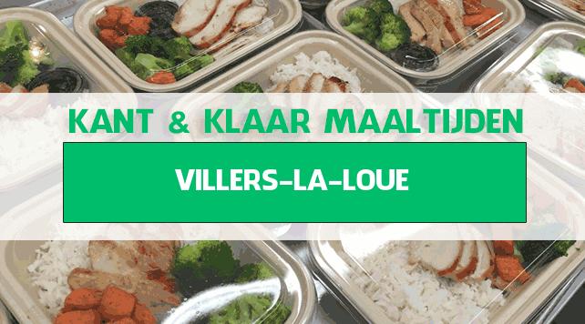 maaltijden aan huis Villers-la-Loue