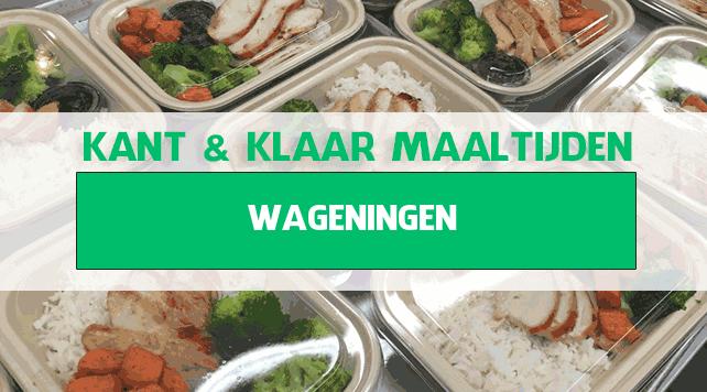 maaltijden aan huis Wageningen