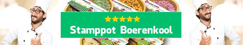 Stamppot Boerenkool maaltijd aan huis