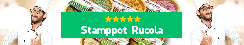 Stamppot Rucola maaltijd aan huis