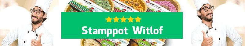 Stamppot Witlof maaltijd aan huis